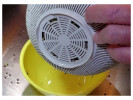 Colander Small with 6x Lg. Slots